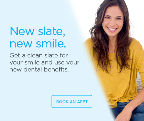 Palm Springs Modern Dentistry - New Year, New Dental Benefits